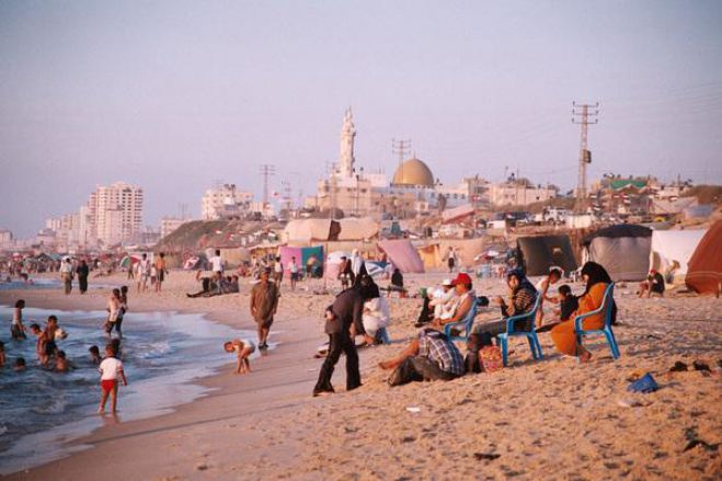 A Visit to the Gaza Strip on the Eve of The Gulf War in 2002